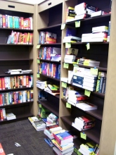 Section Sort Shelf Stacks