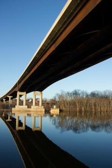 Fredericton Bridge