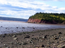 New Brunswick shore